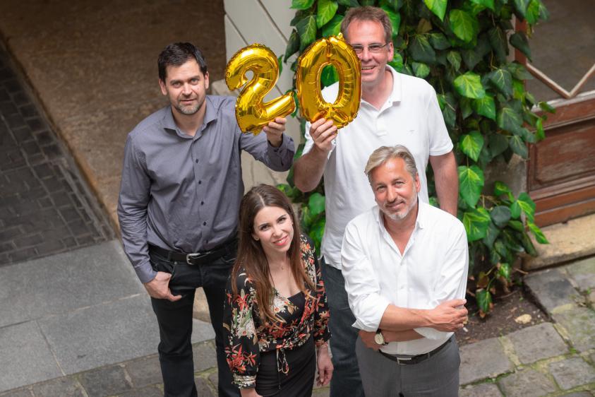 20-Jahre GUARDI GmbH