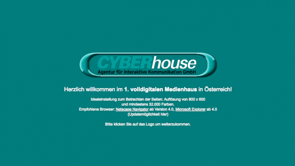 Cyberhouse Digitalagentur