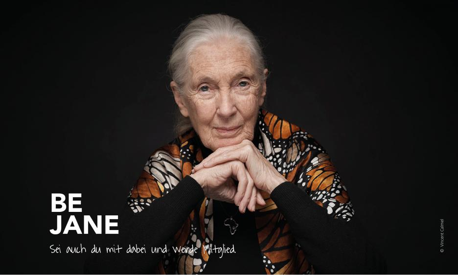 Be Jane Kampagne