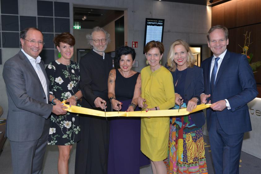 Feierliche Eröffnung des arte Hotel Salzburg