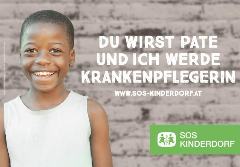 sinnvoll schenken mit einer SOS-Kinderdorf Patenschaft