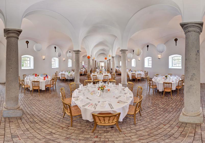Schloss Hof - Barockstall