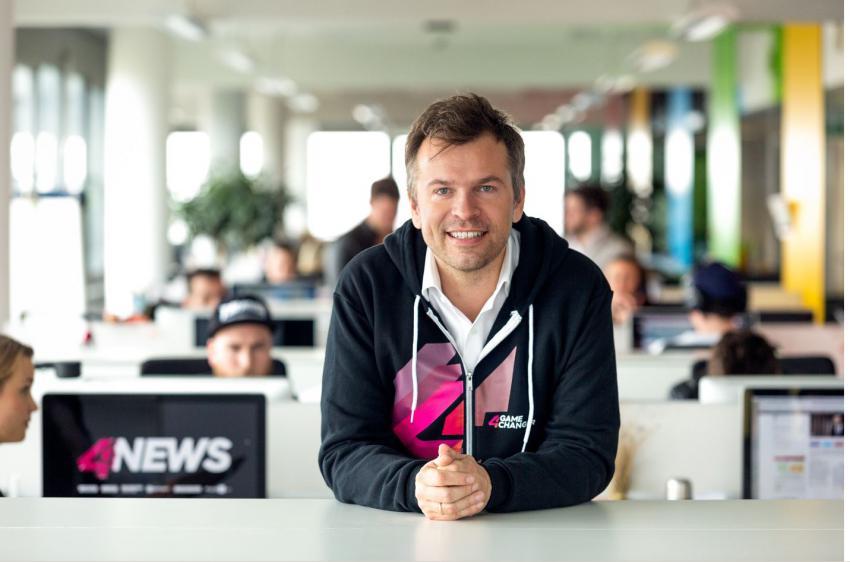 Markus Breitenecker übernimmt ATV