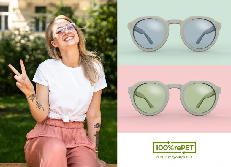 Vöslauer X Die Goldkinder - rePET Sonnenbrille