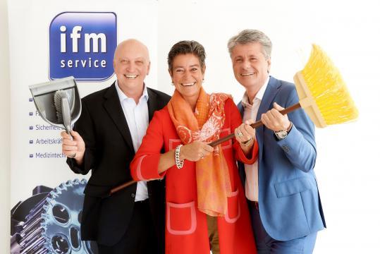 Andreas Ubl, Karin Strahner, Werner Pillwein