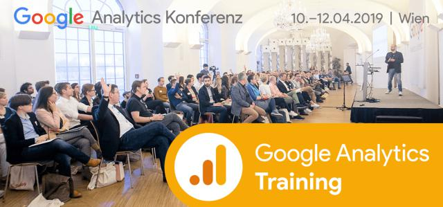 Googel Analytics Training
