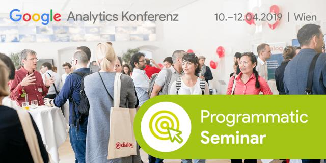 Programmatic Marketing Seminar