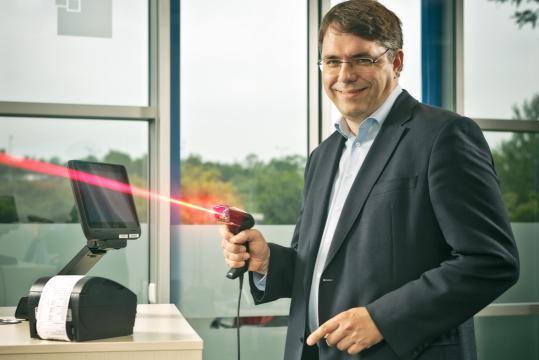 Markus Zoglauer, Geschäftsführer ETRON Software