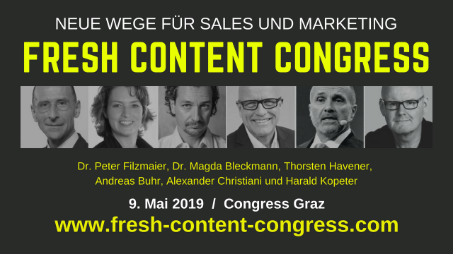 Fresh Content Congress 2019