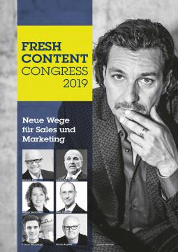 FRESH CONTENT Congress - Das Magazin