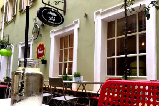 Das Restaurant Mau Shi in Graz