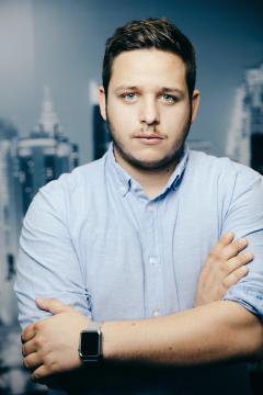 Dominik Sattler, Gründer & CEO Gorilla CRM GmbH