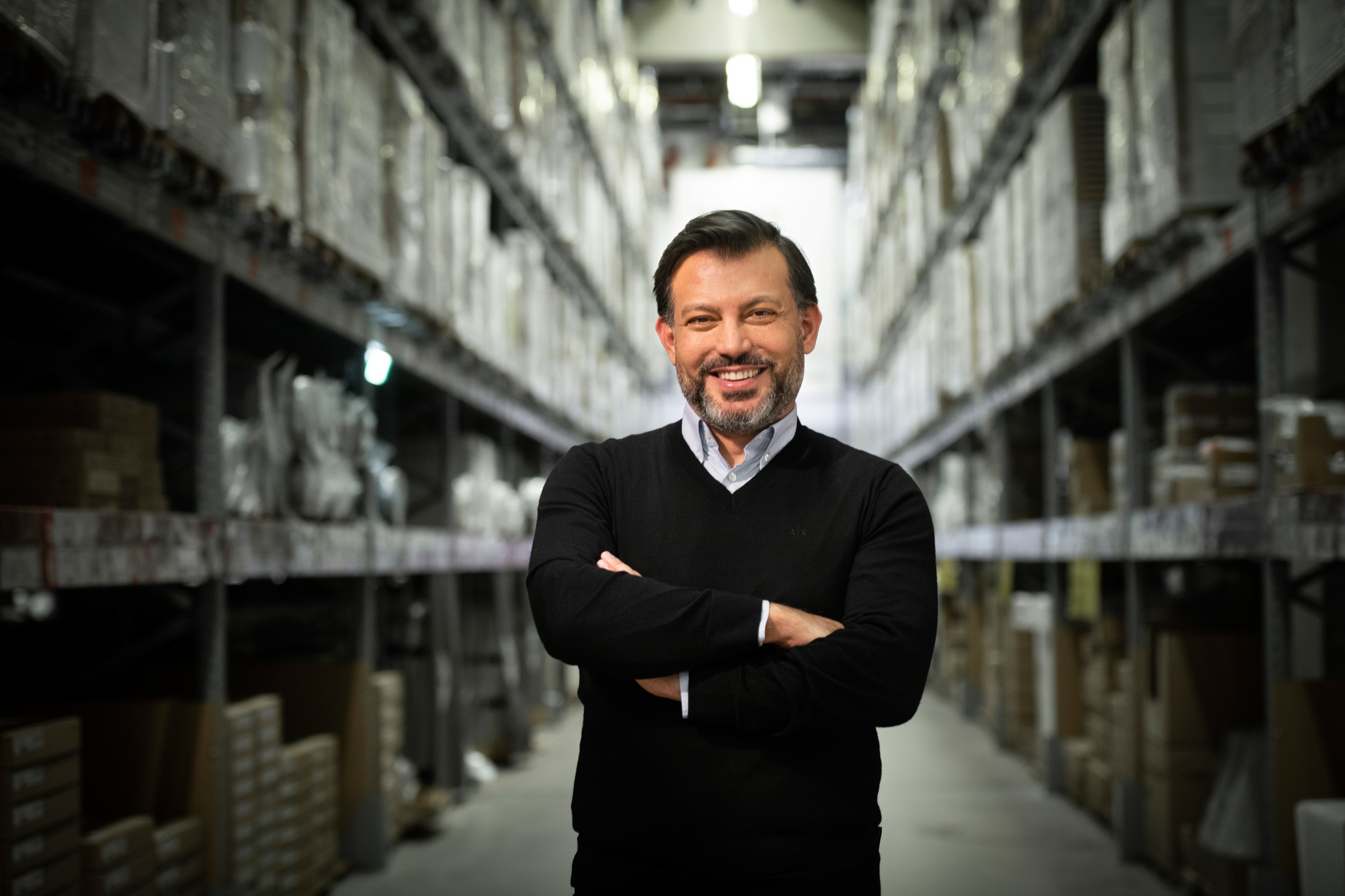 Alpaslan Deliloglu, Country Manager und Chief Sustainability Officer Ikea Österreich.
