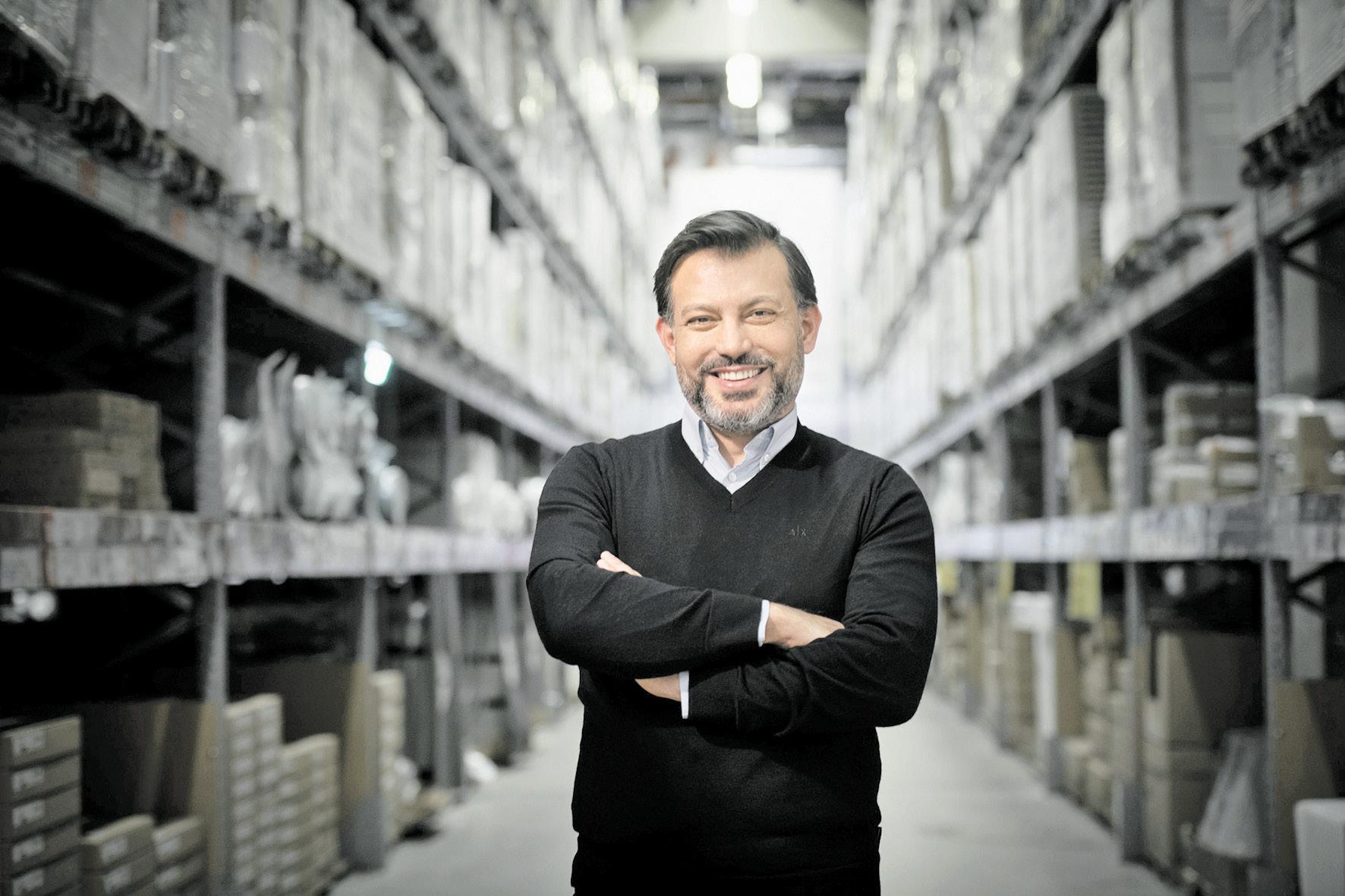 Alpaslan Deliloglu, Country Manager und Chief Sustainability Officer Ikea Österreich, arbeitet an der Klimaneutralität.