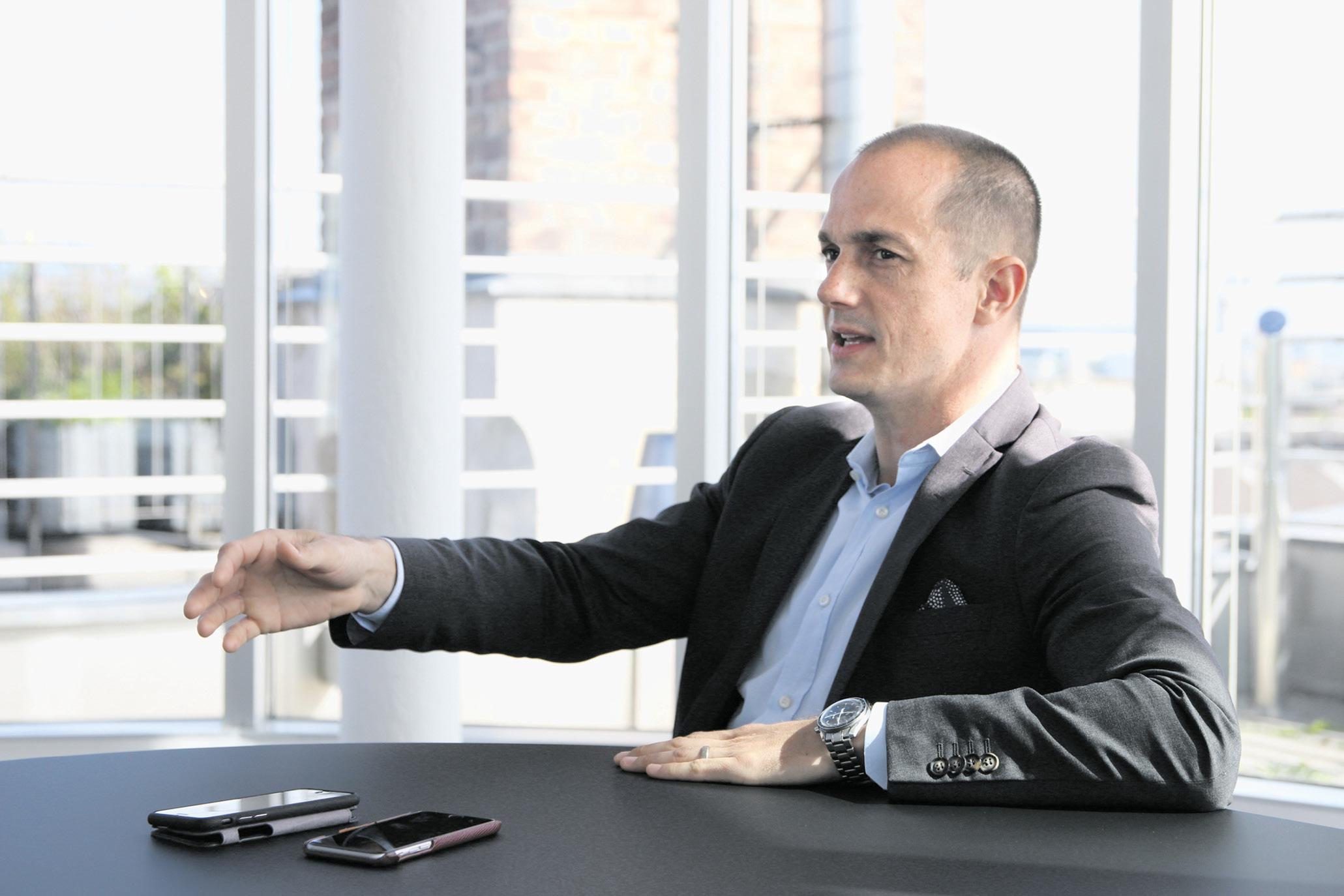 An der SpitzeChristian Rau ist seit 2012 bei Mastercard. Nach sieben Jahren als Division Lead Core Products Germany & Switzerland wurde er im April 2019 Country Manager Austria.