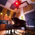 Aufnahmeraum Klavier