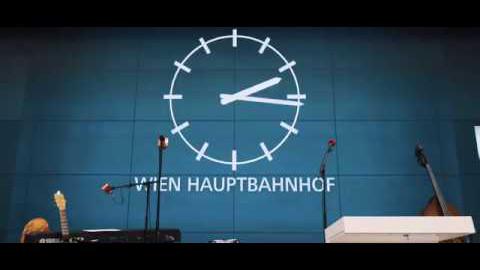 Großer Bahnhof - die ÖBB auf der Ferienmesse Wien