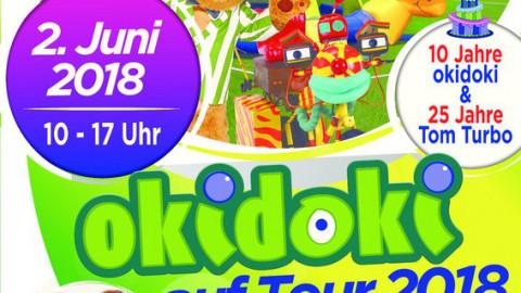 okidoki auf Tour