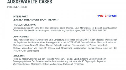 Intersport Sportreport