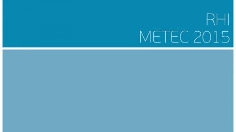 Messe Metec 2015