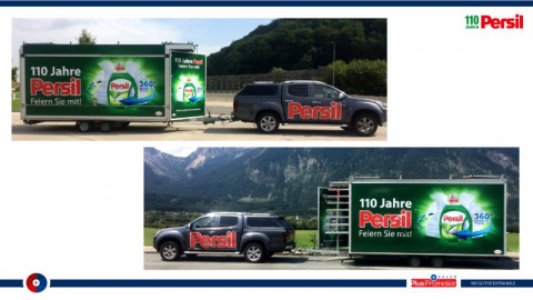 110 Jahre Persil Events/Roadshow