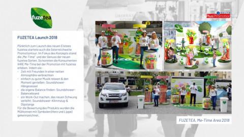 Fuzetea Launch 2018