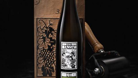 Weinpresse trifft Druckerpresse