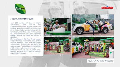Fuzetea Promotion 2019