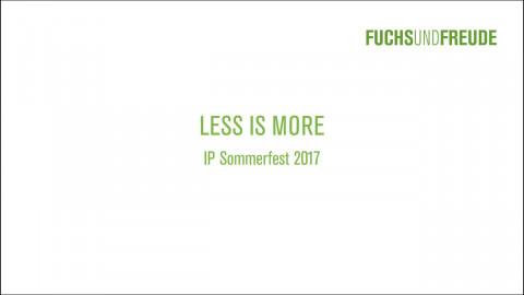 IP Sommerfest 2017