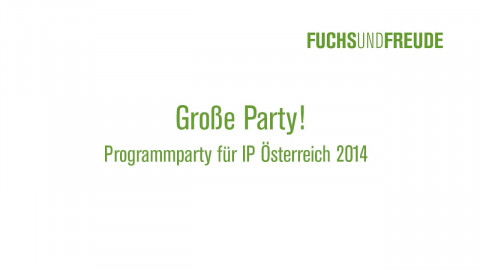 IP Programmparty 2014