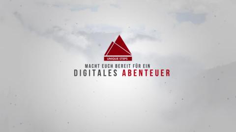 Dachstein Unique Steps Kampagnen Teaser