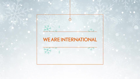 We are International Vol 2.