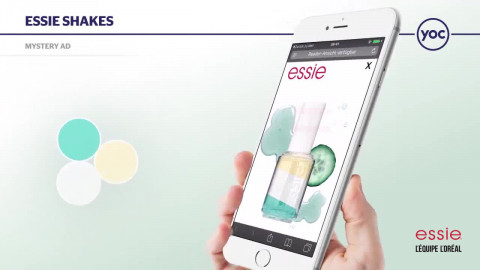 Essie Shake - Mobile Interaktion