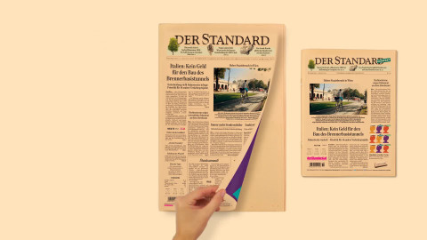 Der Standard Werbefilm