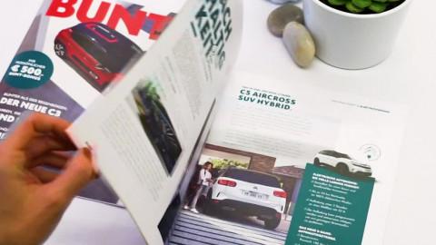 C3 Launch-Magazin BUNT