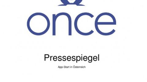 """Österreich-Launch der """"Anti-Tinder""""-App ONCE"""