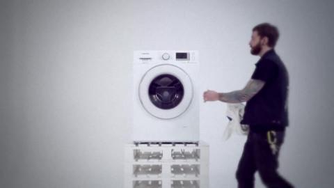 SAMSUNG X BOICUT The art of wash