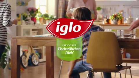 Iglo Fischstäbchen-Di