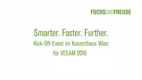Veeam EMEA Kick-Off