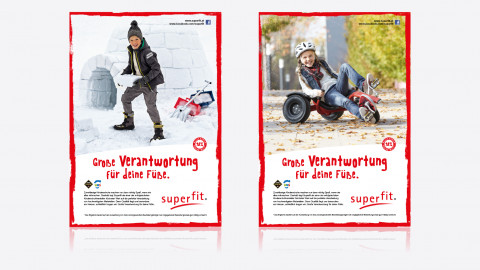 SUPERFIT Imagekampagne