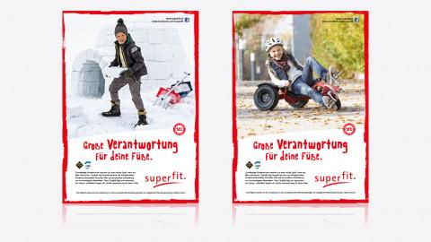 SUPERFIT Imagekampagne