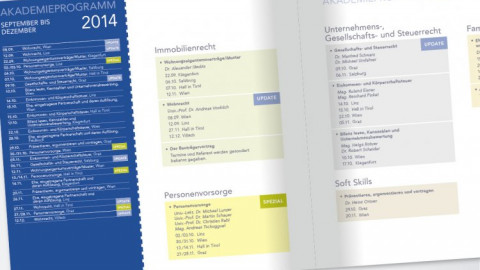 Ausbildungsprogramm