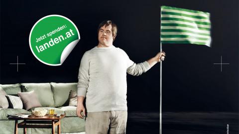 pjure isobar macht einen großen Schritt für die Lebenshilfe Wien.