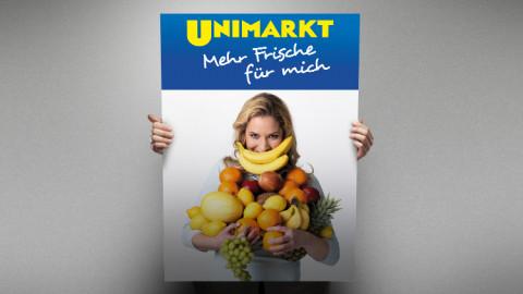 Unimarkt - mehr für mich