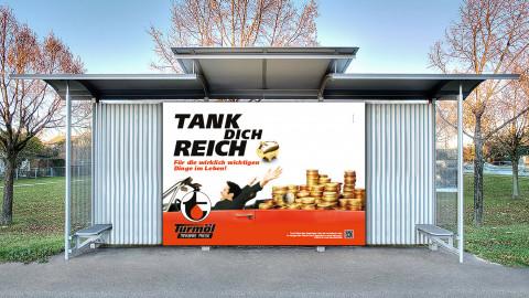 Promo Tank dich Reich