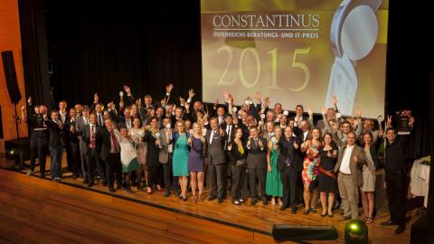 Ganzjahrige Kommunikationsoffensive Constantinus Award