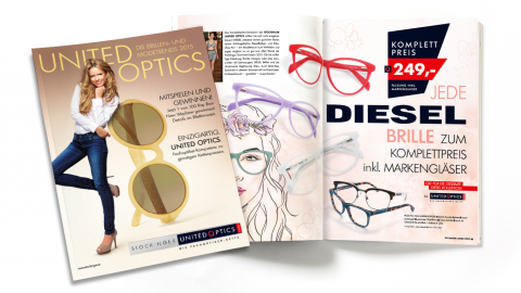 United Optics Magazin