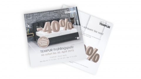Tempur CD-Relaunch