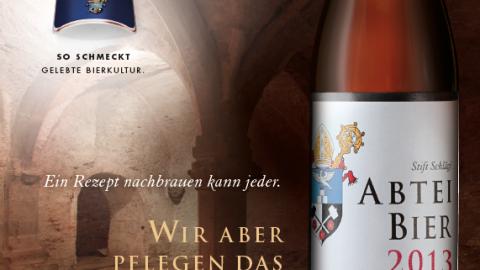 Stiftsbrauerei Schlägl - Abtei-Bier