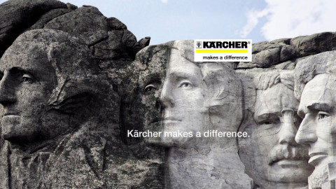 Kärcher. Makes a difference.
